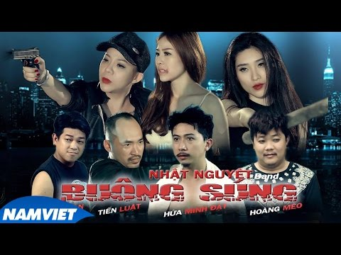 Phim Ca Nhạc Buông Súng - Nhật Nguyệt Band, Hứa Minh Đạt, Tiến Luật, Thanh Tân, Hoàng Mèo