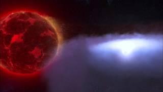 Взрыв Белого карлика. Сверхновая звезда