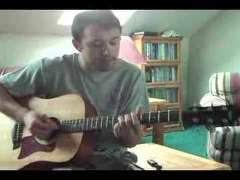 Citizen Cope Sideways Acoustic Cover Youtube