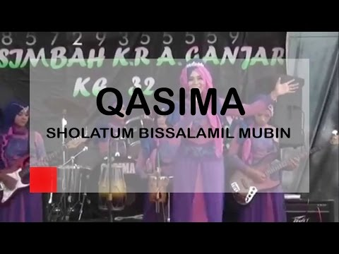 Qasima - Sholatun Bissalamil Mubin Dangdut Koplo Terbaru (dangdut Koplo Syar'i)