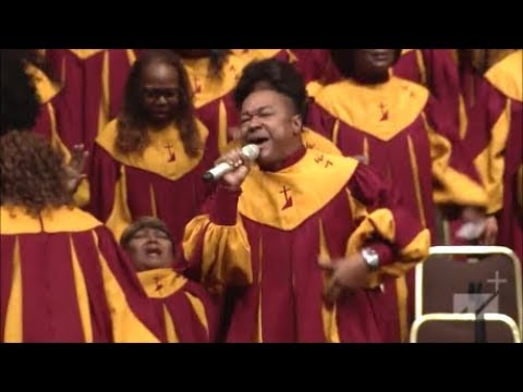 Traditional Gospel Singing Music Mix At West Angeles COGIC HD!