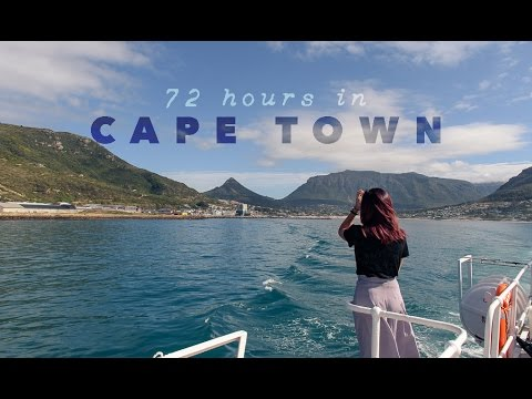 Cape Town Travel Vlog (+ Outfits!)