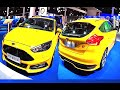 New 2016, 2017 Ford Focus ST, Turbocharged direct-injection 2000CC, EcoBoost , 252HP