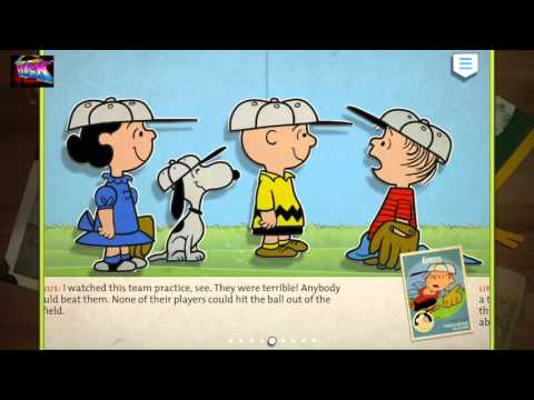 Charlie Brown All Stars Baseball