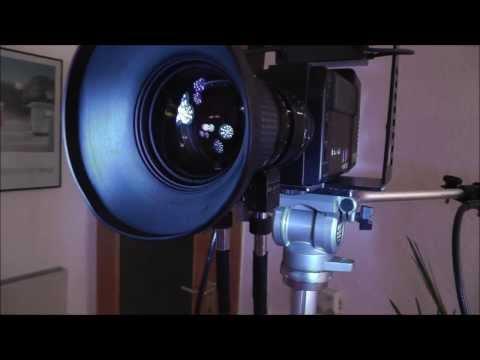 Panasonic F10 CCD Semi Professional Video Camera
