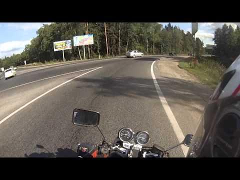 мотоциклист познакомиться с девушкои