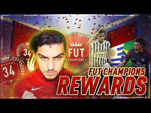 FIFA 18: PLATZ 34 DER WELT! TOP 100 FUT CHAMPIONS REWARDS! ENDLICH PACKLUCK! | SERKAN ISAK