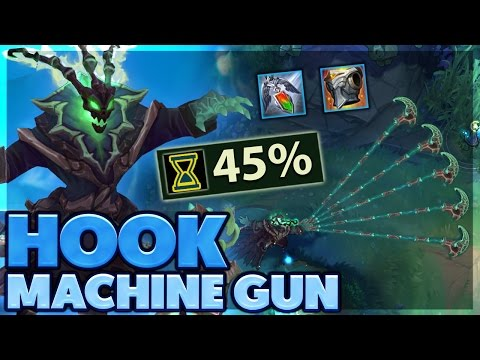 HOW DID I HOOK TWITCH?? | MY EDITOR SHOWS HIMSELF | 45% CDR THRESH SUPPORT - BunnyFuFuu