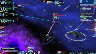 star trek online epic klingon war part 1