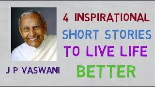 100 stories you will never forget book review | Dada J P Vaswani | Inspirational short stories