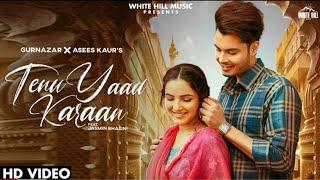 Tenu Yaad Karaan Ton Alawa Mein Aaj Koyi kaam Hi Ni Kitta - New Panjabi Songs 2021 | Love Story