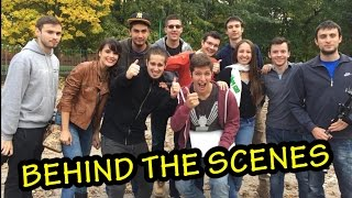 BEHIND THE SCENES - Nikad Teže Buraz