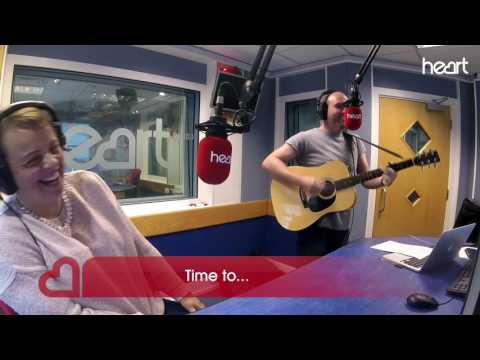 Heart Breakfast with Martin and Su - Friday song 21st April 2017