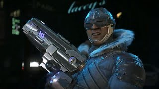 Captain Cold in