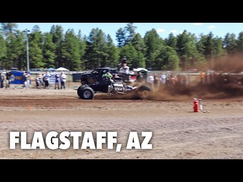 Arizona Mud Racing - Super Modified Flagstaff, AZ 2017