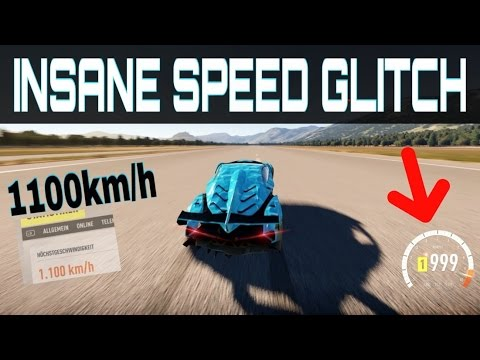 Download Driving over 1100km/h !!! | Forza Horizon 2 | Insane NEW Topspeed Glitch!! Pictures