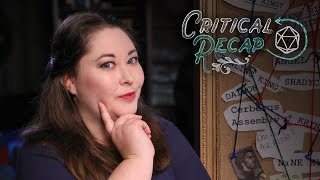 Critical Recap -- Episode 85: The Threads Converge