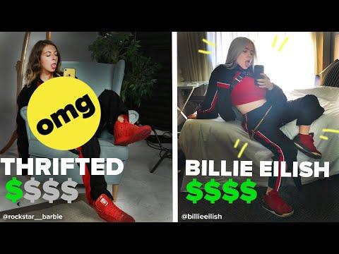 I Tried To Recreate A Billie Eilish Outfit On A Budget