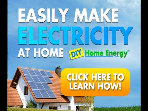 DIY Wind Solar Alternative Energy