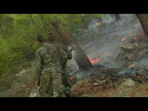 Helikopterë kundër zjarreve - Top Channel Albania - News - Lajme