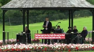 Open Air - Dungannon Park - 2nd August 2015 - Robert Little