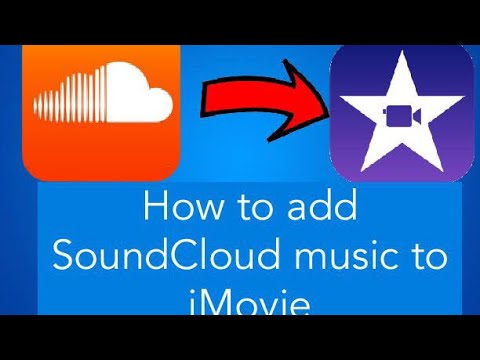 How to put music from spotify on imovie