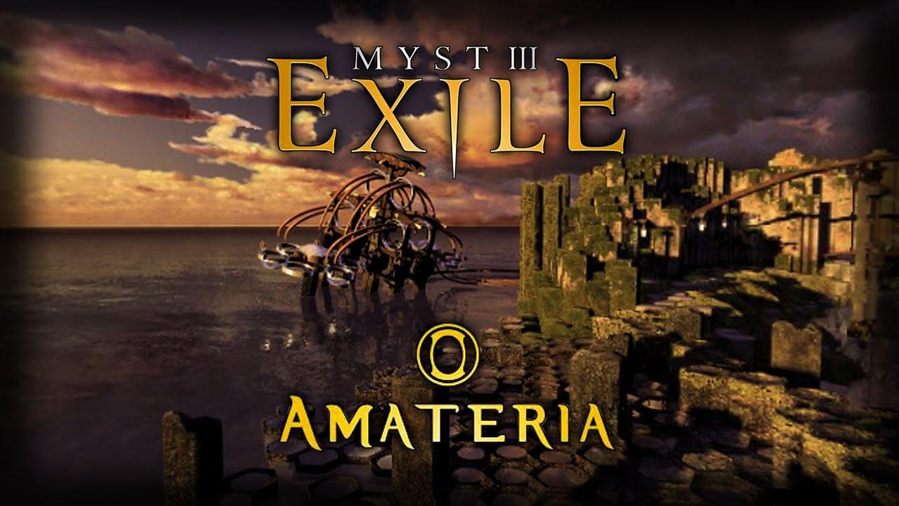 Myst Iii Amateria Youtube