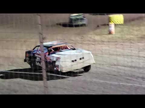 Stock car B feature Salina Speedway 9.27