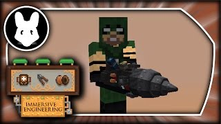 Immersive Engineering: Mining Drill! - Minecraft 1.10.2/1.11.2