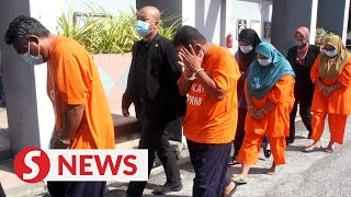 Four remanded for false claims involving government contracts worth RM3.7million