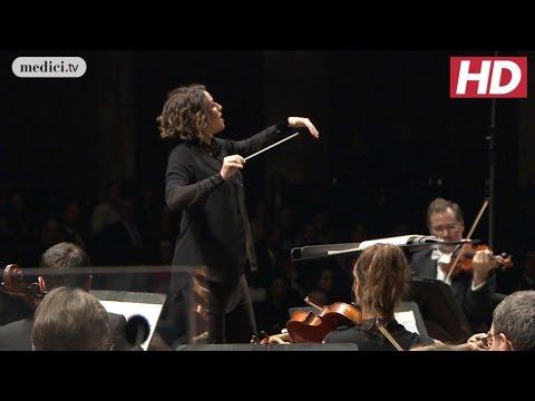 """Alondra de la Parra - Symphony No. 2 """"Resurrection"""" - Mahler"""