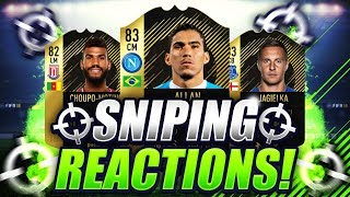 FIFA 18 | EASY PROFIT WITH NEW INFORM SNIPING | SNIPING REACTIONS EP14