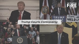 Trump Slams The Supreme Court | Trumpster Fire
