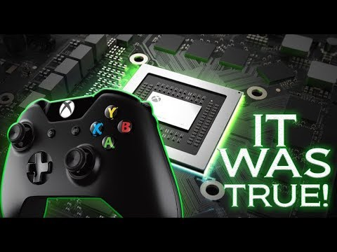 Microsoft Confirms Xbox Scarlett Leak Was TRUE! The First Game Changing Next Gen News Is Here!