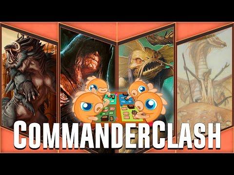 Commander Clash S3 Episode 4: Tribal Commander