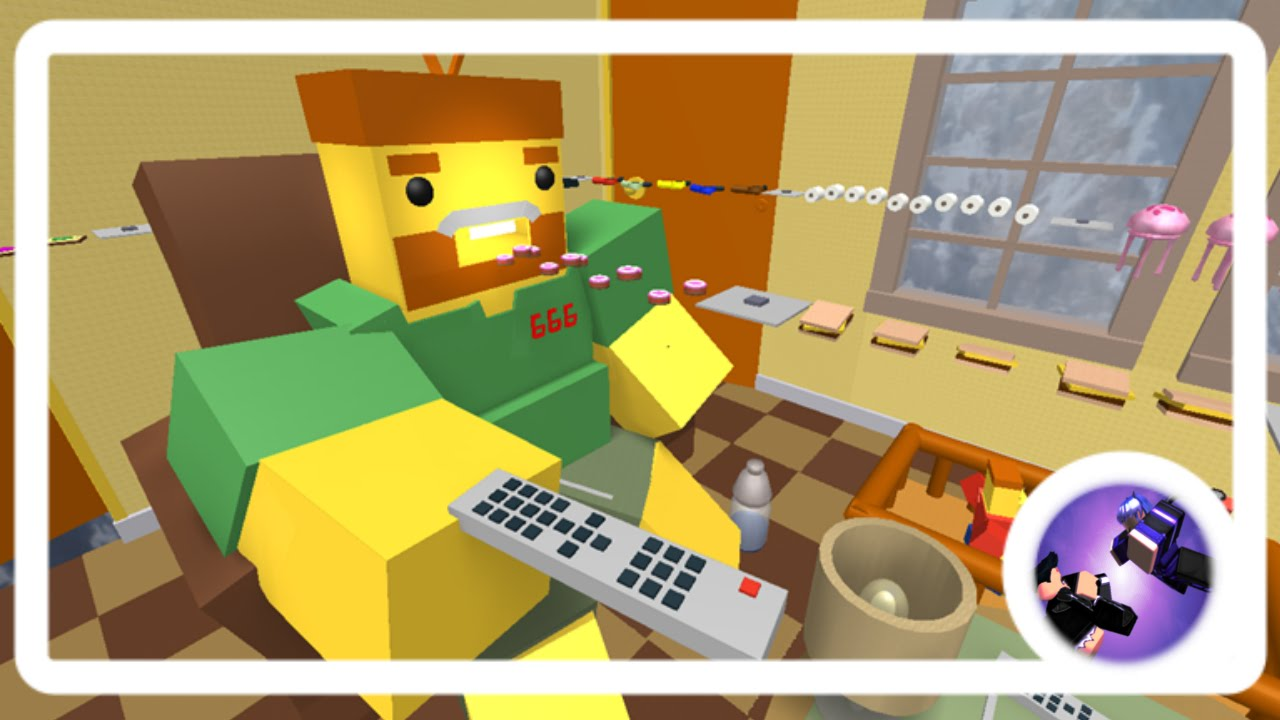 Roblox Room: Roblox Escape The Living Room Obby!