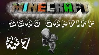 Minecraft | FTB: Unleashed | Zero Gravity | #7 Into the Nether