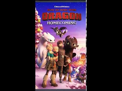 How To Tain Your Dragon : Homecoming | America Ferrera | Craig Ferguson