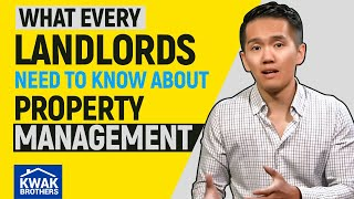 What Every Landlords Need To Know About Property Management
