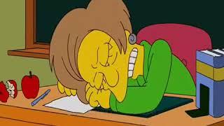 Os Simpsons – Waverly Hills, Onde os Simpsons não tem Vez (clip1)