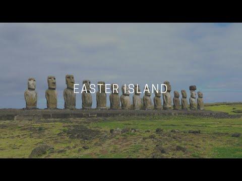 No travel no fun   Easter Island trip