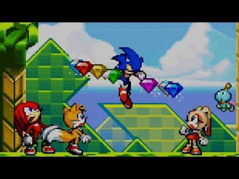 Sonic Advance 2 - Part 9 - True Area 53 - True Ending / Credits