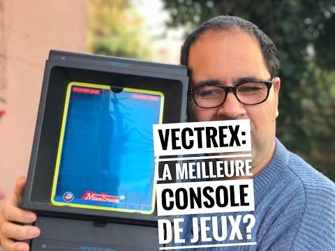 VECTREX: LA MEILLEURE CONSOLE DE JEUX ? #GEEKINWORLD