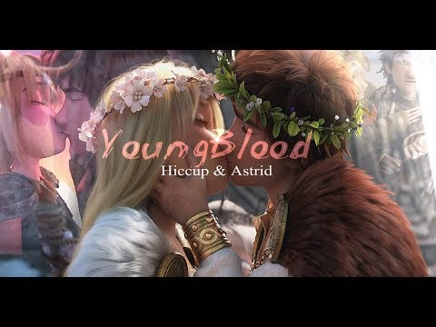 Young Blood / Hiccstrid / Hiccup & Astrid / AMV
