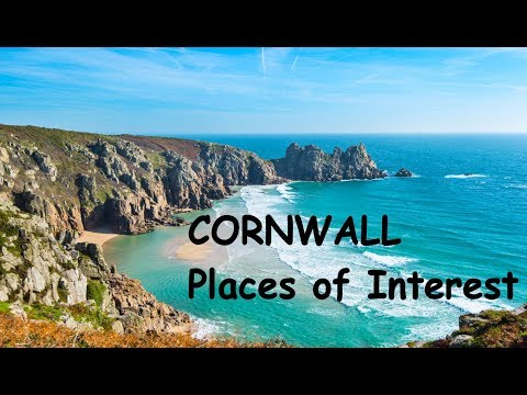 Cornwall : Places of Interest