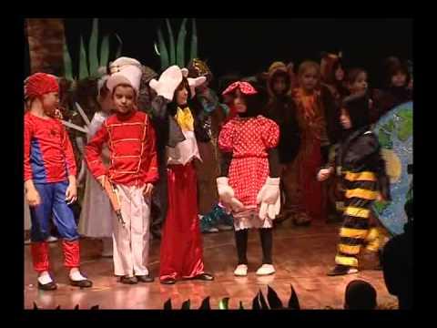 Uğur Koleji Beylikdüzü Anaokulu Yılsonu Gösterisi Final 2012