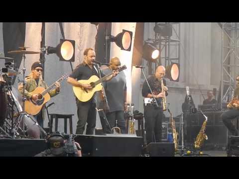 Dave Matthews Band, Old Dirt Hill, Berkeley 8/22/14