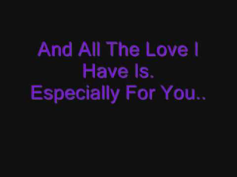 Mymp-Especially For You Lyrics