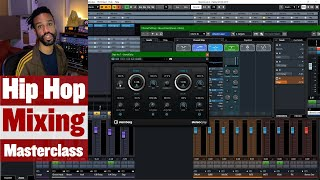 Hip Hop Mixing Masterclass - ft. Willie Green [The Roots, Wiz Kalifa]