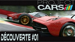 Découverte Project Cars Les Circuits, Les Voitures - Gameplay FR PC PS4 ONE- ULTRA - Pause Café 01